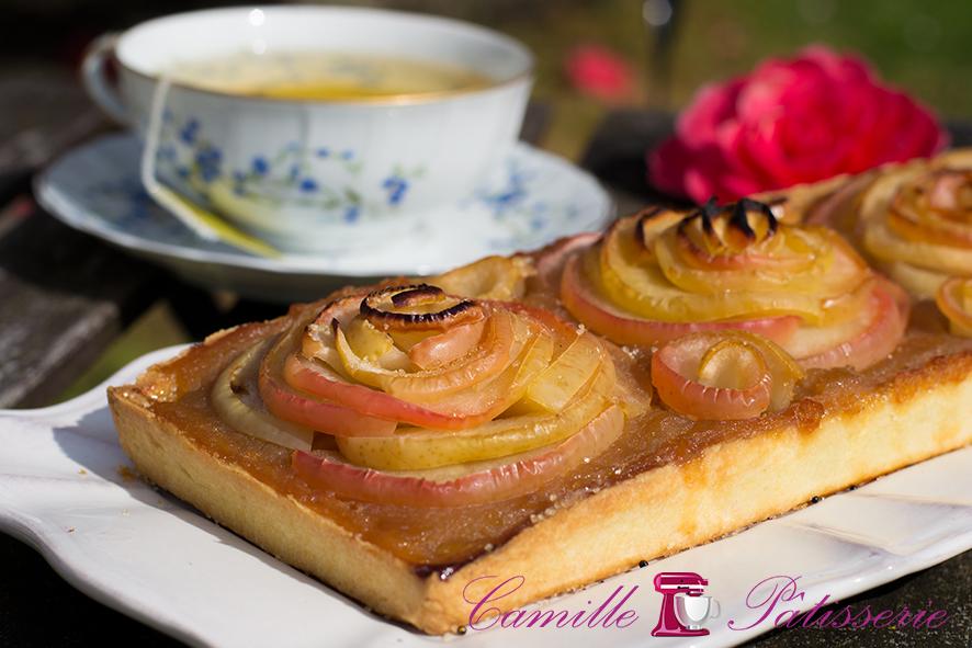 Rose tartes [concours]