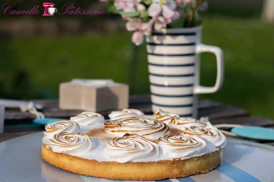 La tarte au citron meringuée… de ceux qui n'aiment pas la tarte au citron !