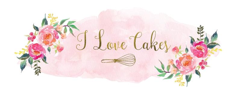 Découvrez le blog I Love Cakes