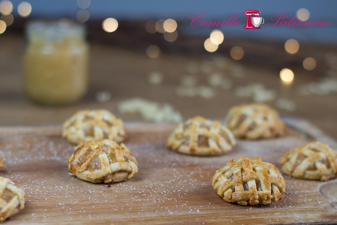 Cookies tarte aux pommes : Battlefood #47