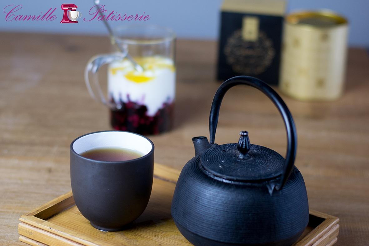 Tea sommelier : mon avis