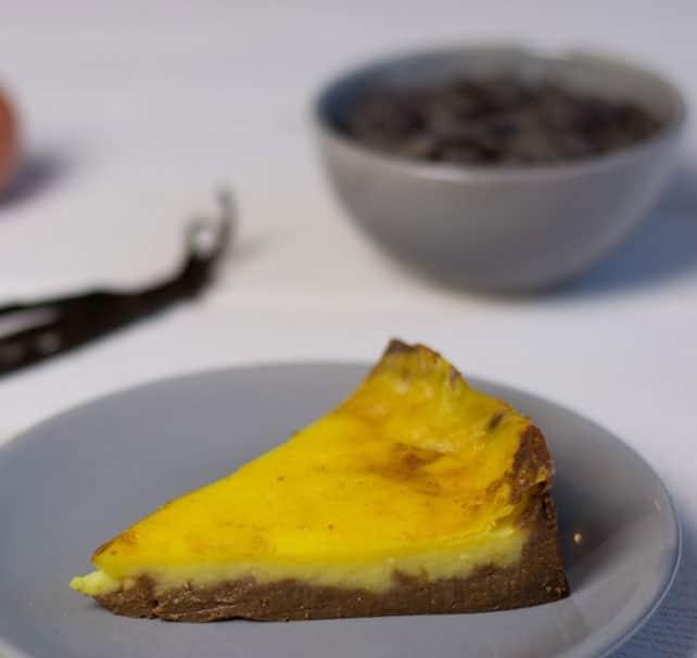 Pâtisserie et gaspillage alimentaire : flan vanille-chocolat