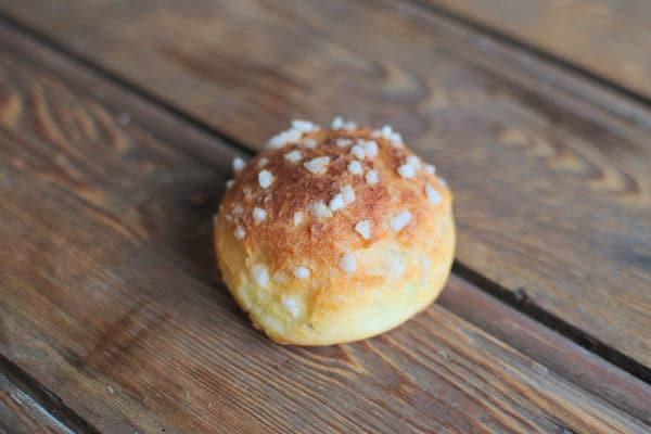 Les chouquettes CAP pâtisserie
