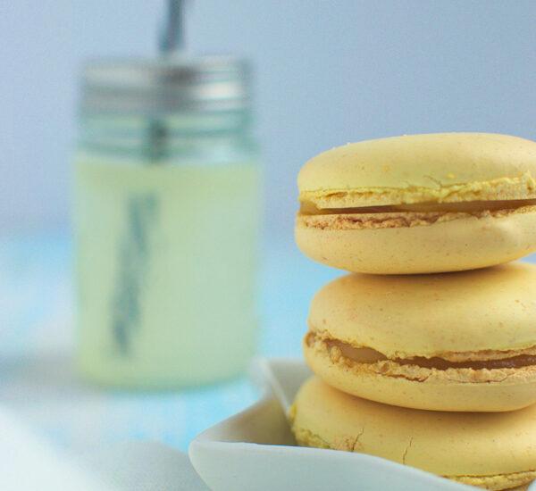 Macarons citron : 6 étapes pour les réussir